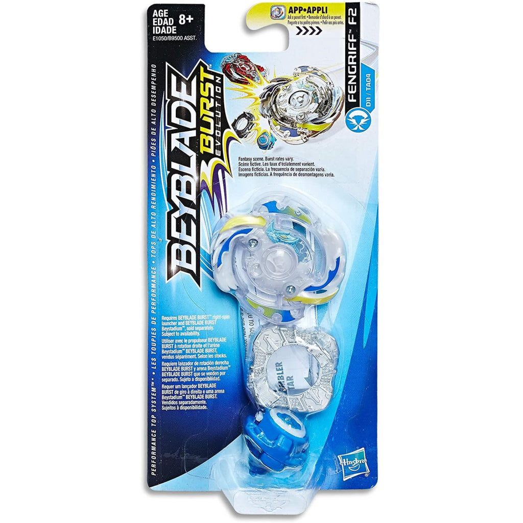 Beyblade Burst Evolution E1050 Fengriff F2 - Maqio