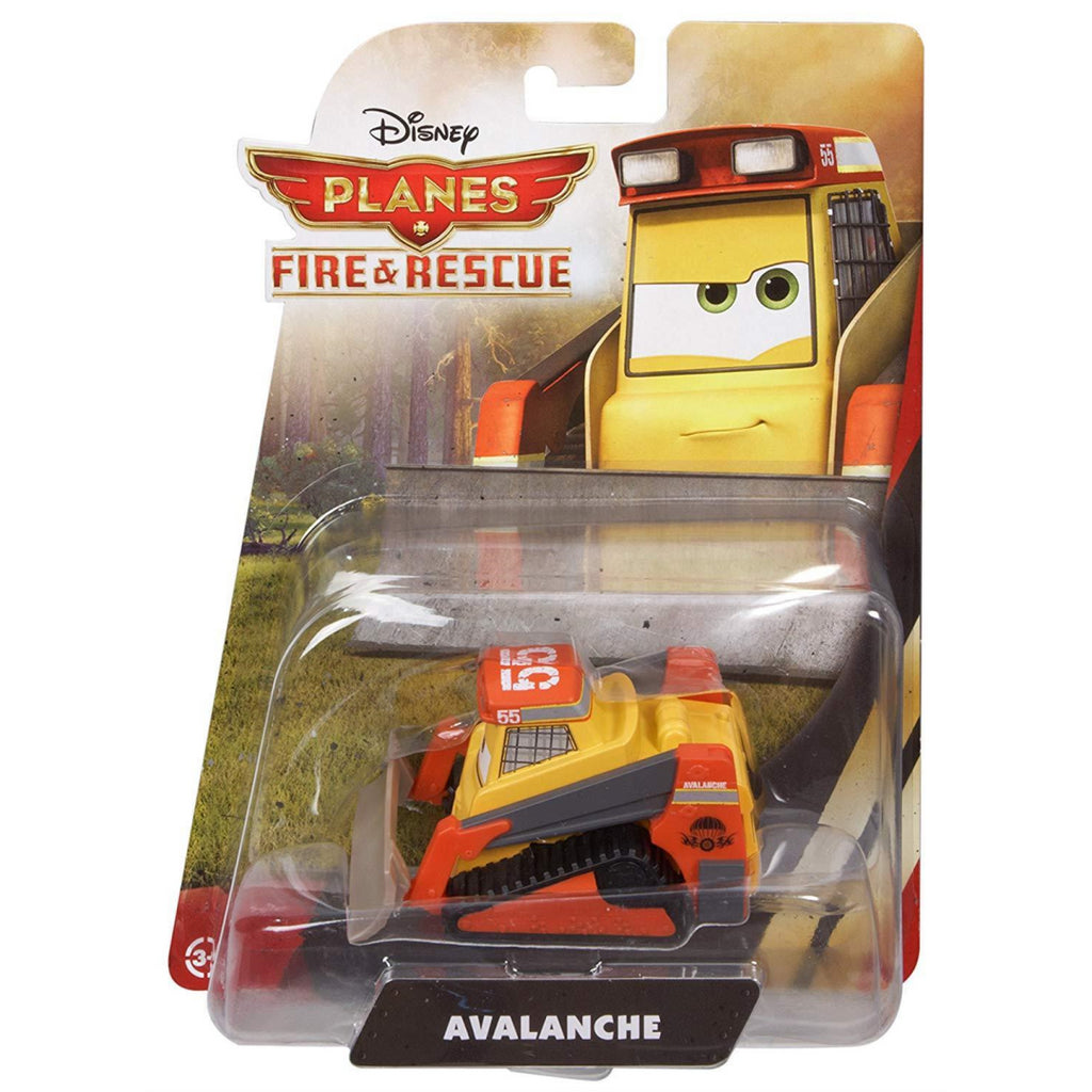 Disney's Planes Fire and Rescue Diecast Avalanche Toy Truck CBN10 - Maqio