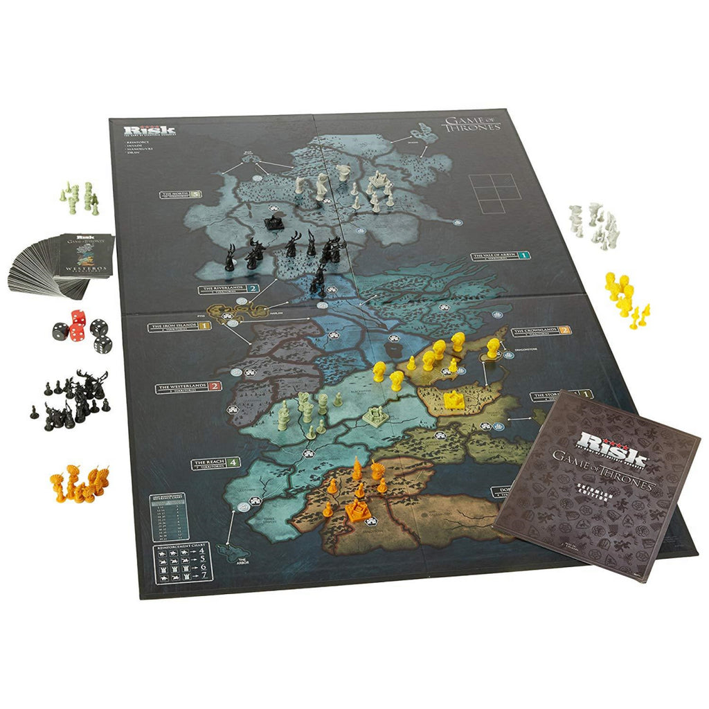 Game of Thrones Risk Board Game - Skirmish Edition - Maqio
