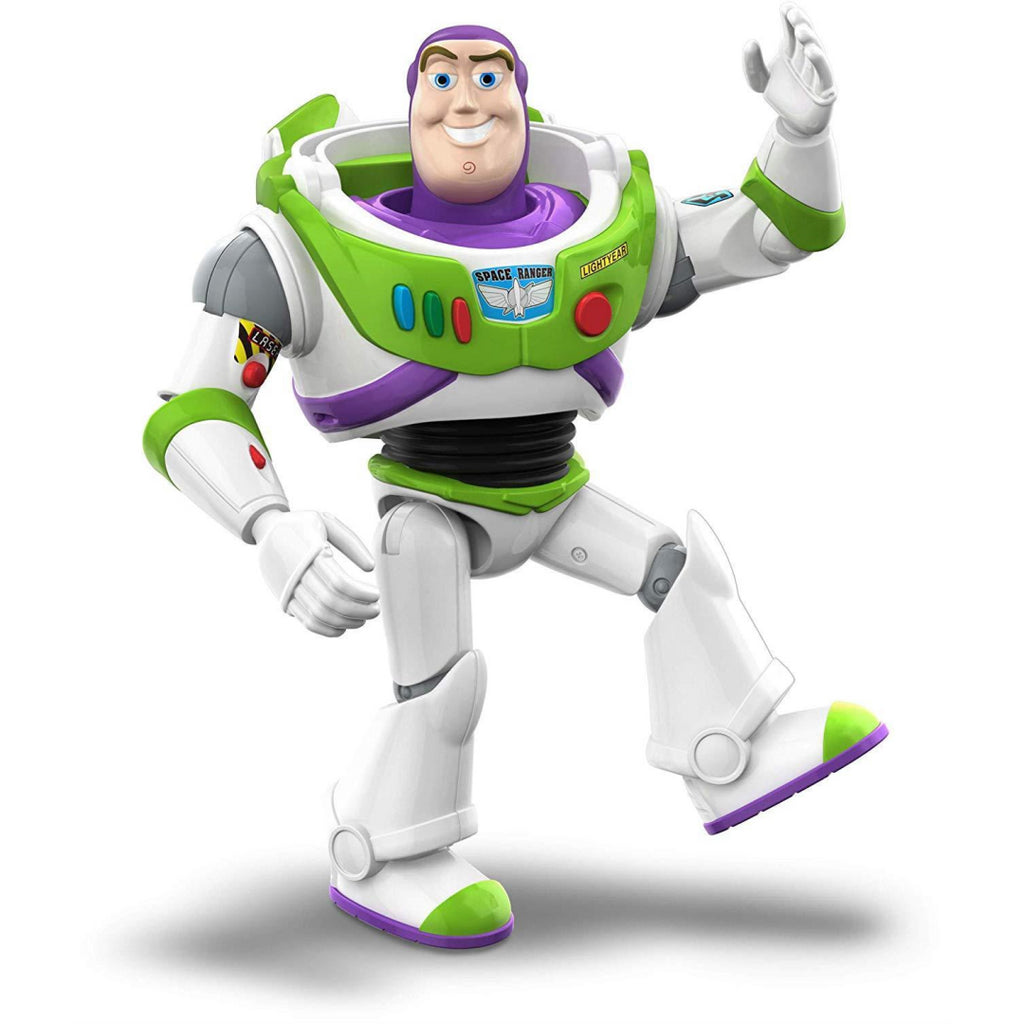 Mattel Basic Toy Story 4 Buzz Lightyear Action Figure (GDP69) - Maqio