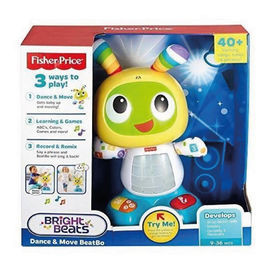 Fisher-Price CGV43 Bright Beats Dance and Move BeatBo - Maqio
