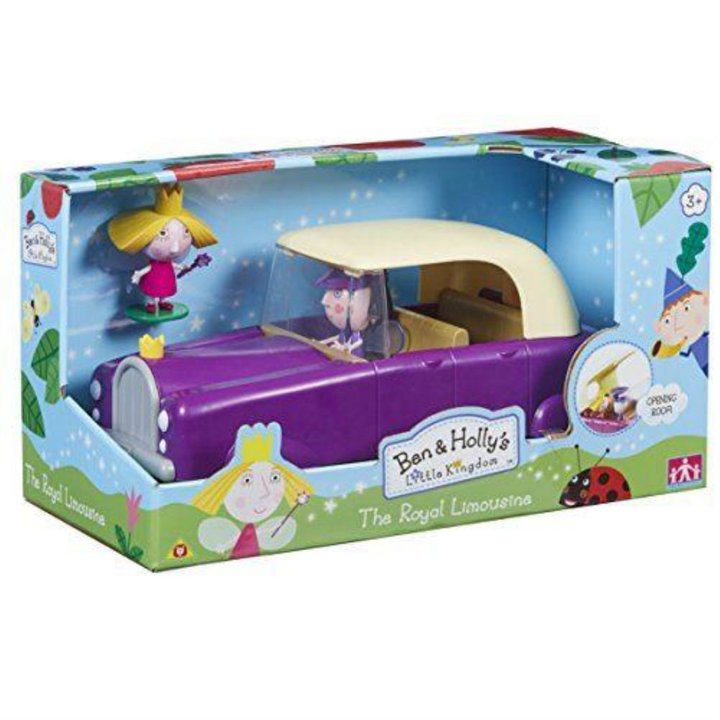 Ben & Holly Royal Limousine Toy Vehicle 6401 - Maqio