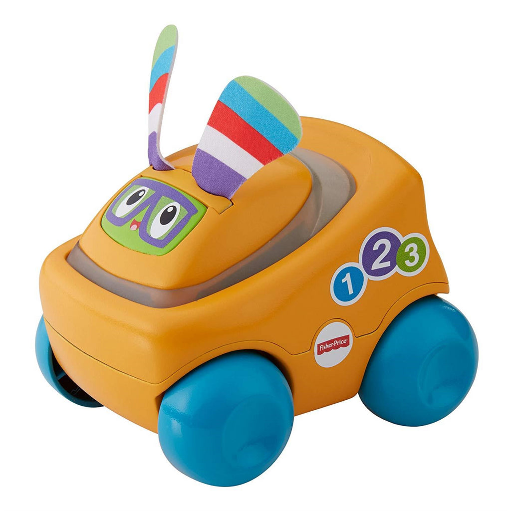 Fisher-Price Bright Beats Franky Buggies - Maqio