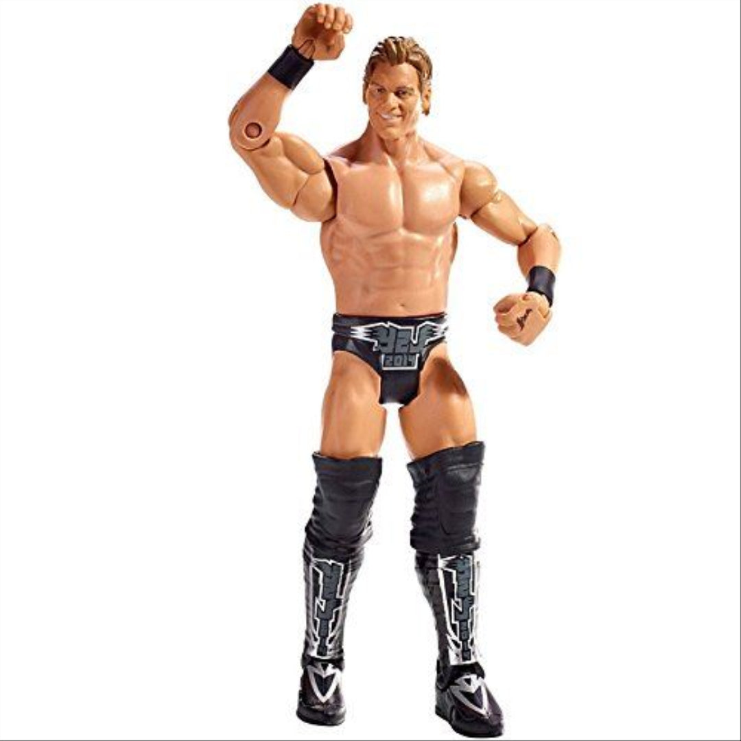 Mattel WWE DMB69 Chris Jericho Then Now Forever Wrestling 6 Inch Action Figure