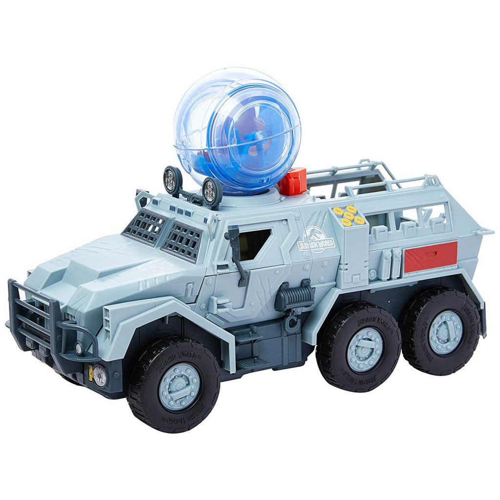 Jurassic World FMY86 Gyrosphere Blast Vehicle Toy - Maqio