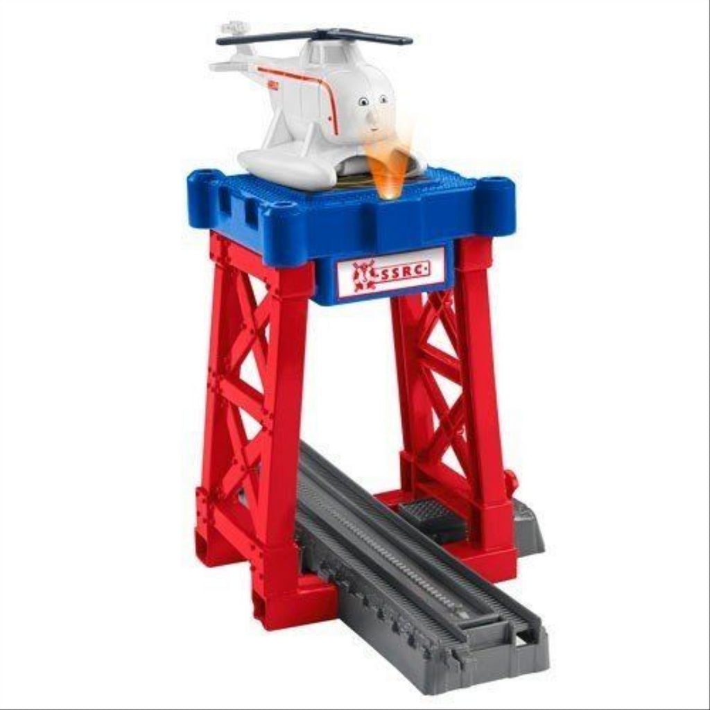 Fisher Price Thomas & Friends Trackmaster Harold's Helipad Set - Maqio