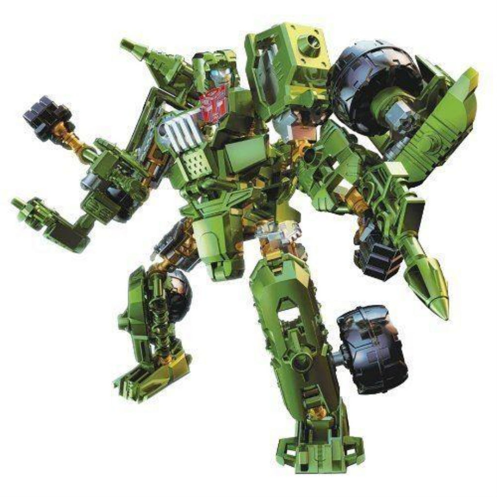 Transformers Construct Bots Autobot Hound Figure - Maqio