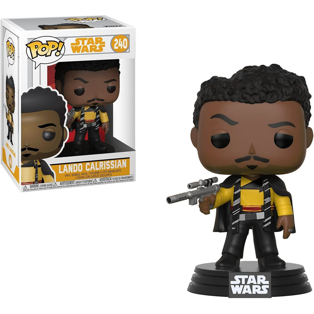 Funko Pop Star Wars Solo Lando Calrissian Collectable Figure 240 - Maqio