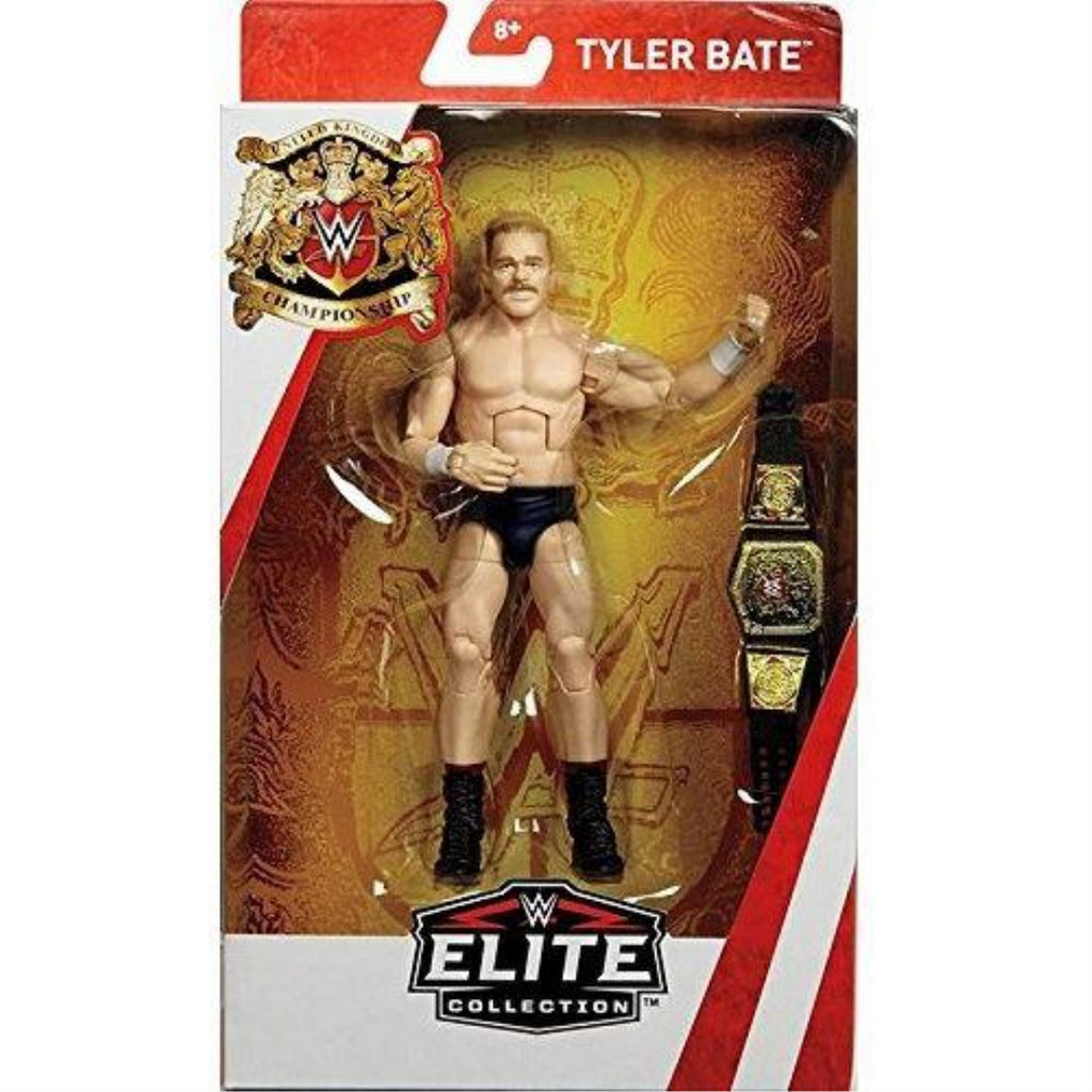 WWE Elite Collection Figures FRP28 - Tyler Bate - Maqio