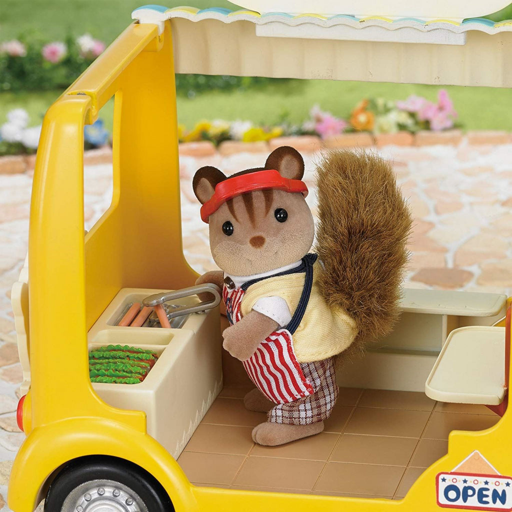 Sylvanian Families Hot Dog Van Set - Maqio