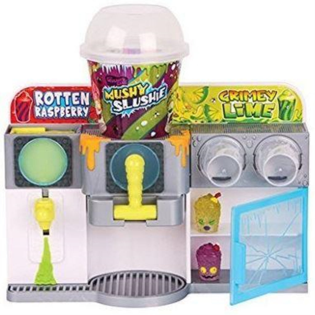 Grossery Gang Mushy Slushie Playset - Maqio