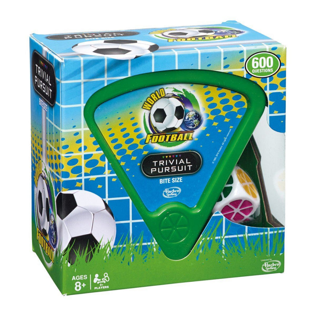 Winning Moves 025898 World Football Stars Trivial Pursuit Game - Maqio