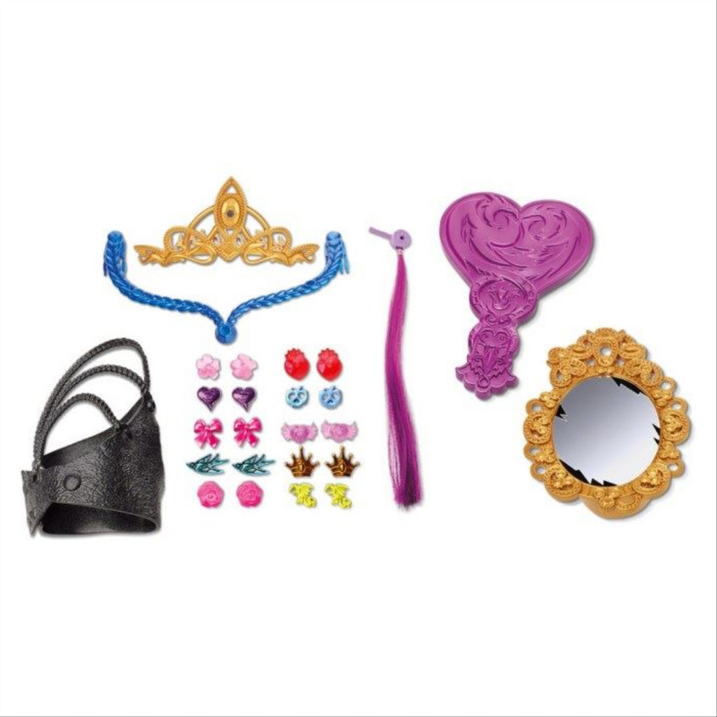 Hasbro Disney Descendants Charms & Accessories Collection - Fancy Dress Up Role - Maqio