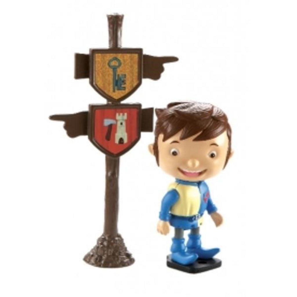 Mike the Knight Figure - Mike In Playclothes - Maqio