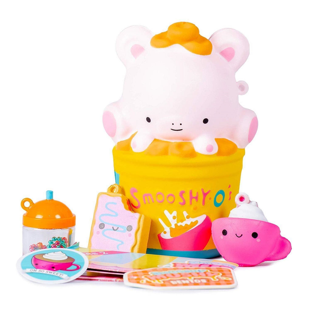 Smooshy Mushy Bento Box - HARPER HIPPO (80716) - Maqio