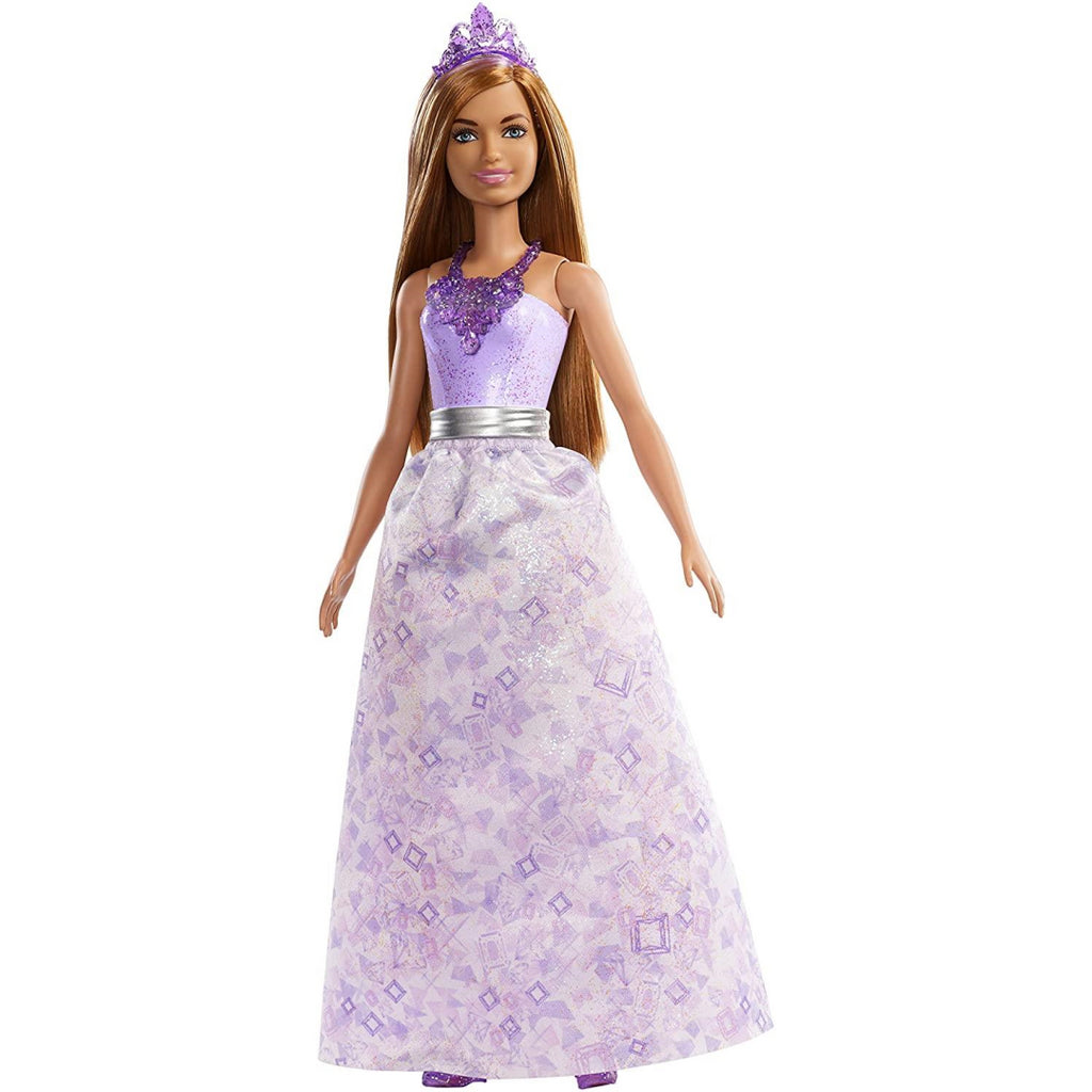 Barbie Dreamtopia Princess Doll Brunette FXT15 - Maqio