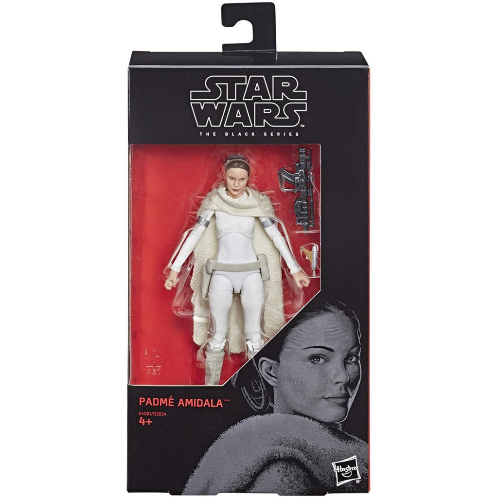 Star Wars The Black Series 15cm Padme Amidala Figure E4081 - Maqio