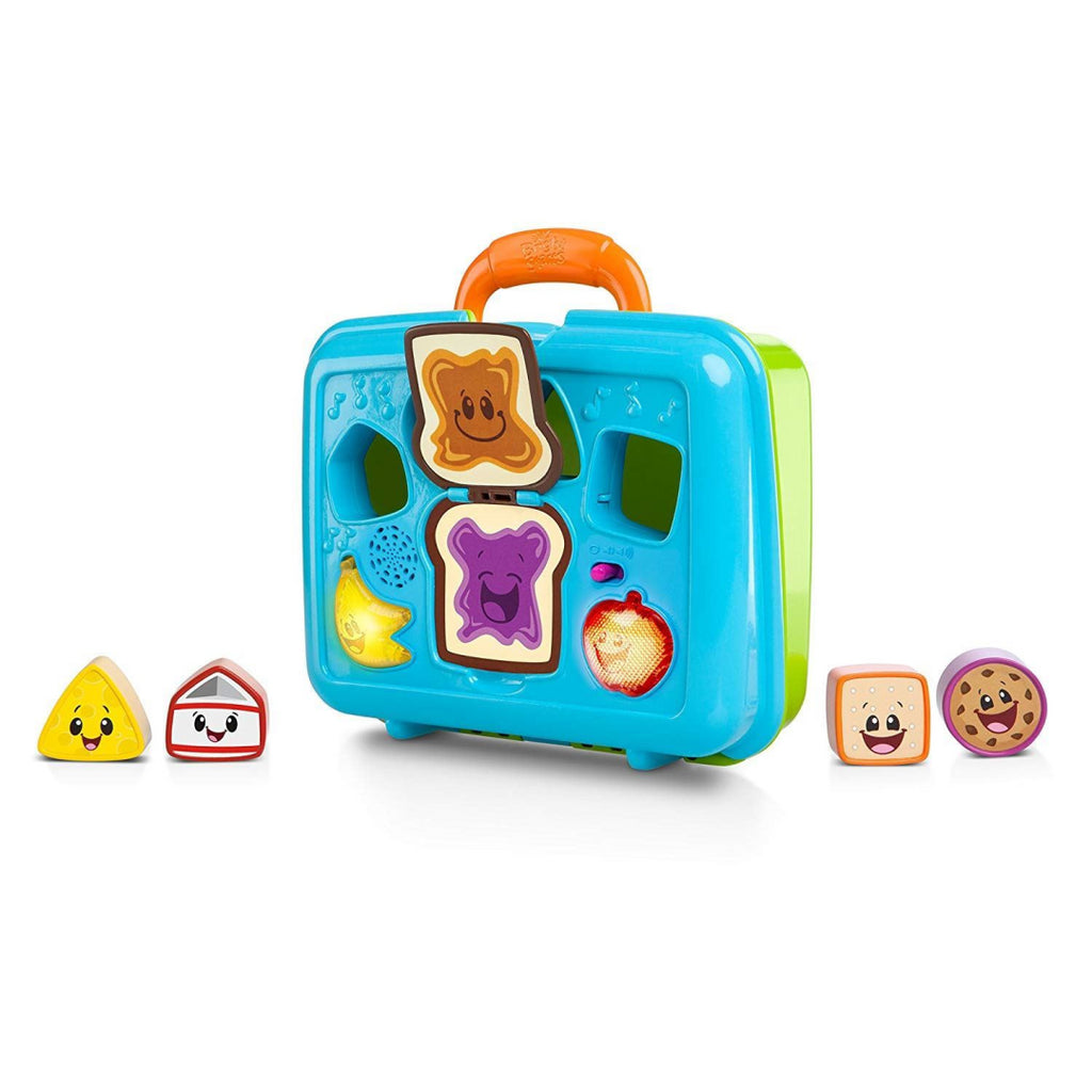 Bright Starts Giggling Gourmet Giggle and Learn Lunchbox - Maqio