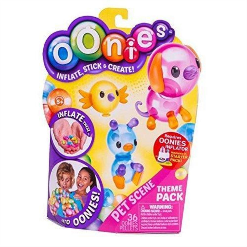 Oonies 19907 Theme Pack Pet Scene - Maqio