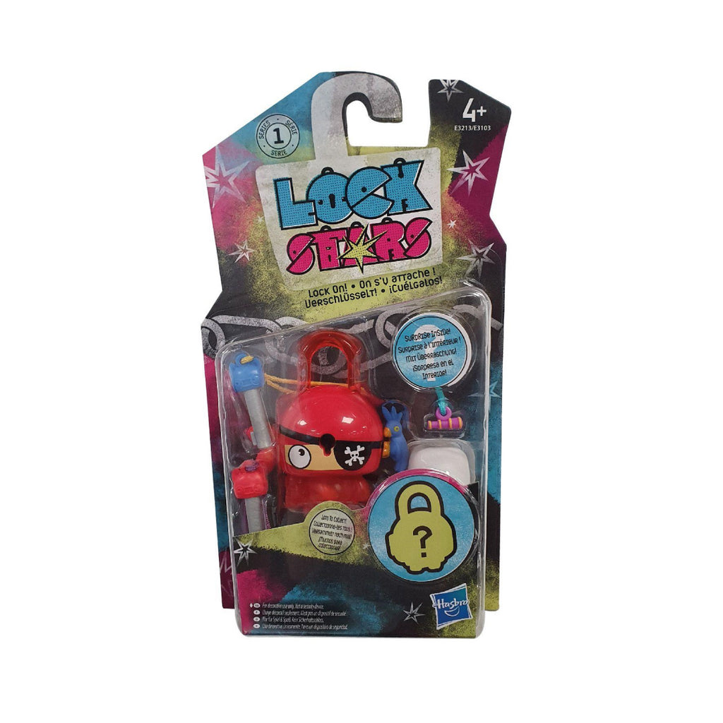 Lock Stars Series 1 Red Pirate E3213 - Maqio