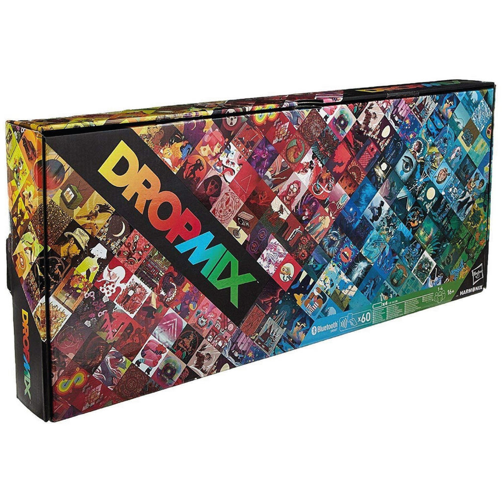DROPMIX - MUSIC SYSTEM + PLAYLIST PACK + 2 DISCOVERY PACKS (C3410) - Maqio