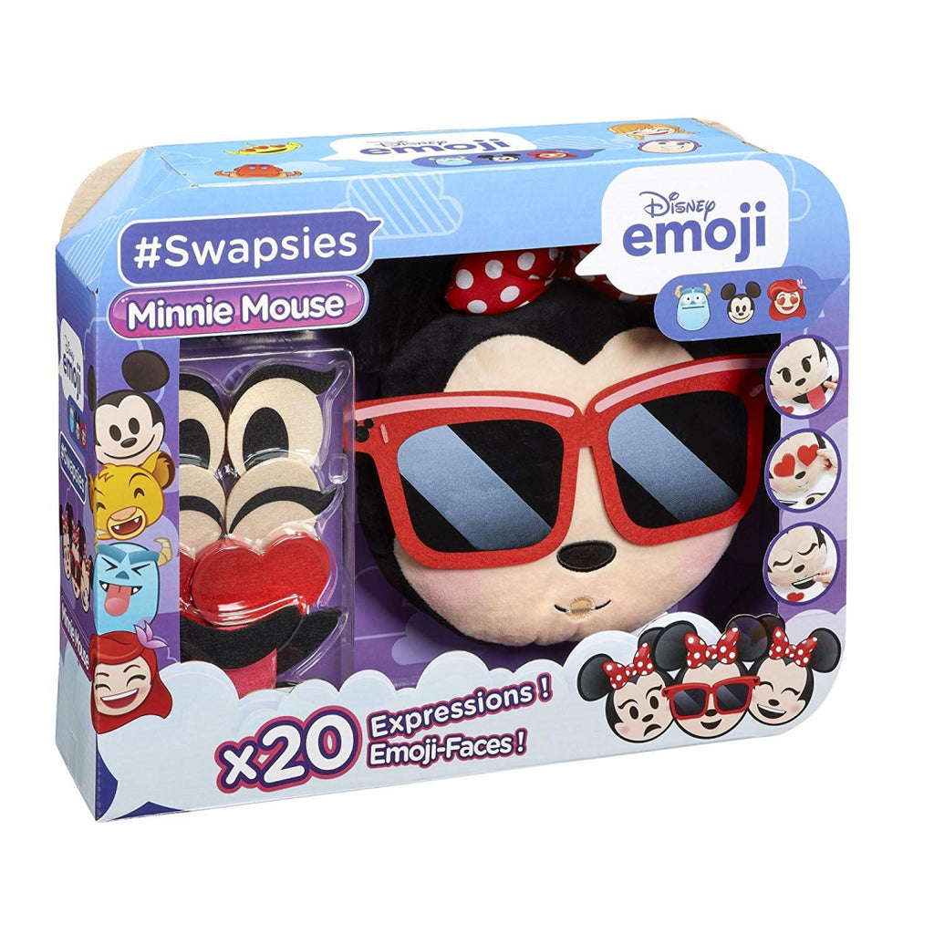 Disney Emoji #Swapsies Minnie Mouse Series 1 - Maqio
