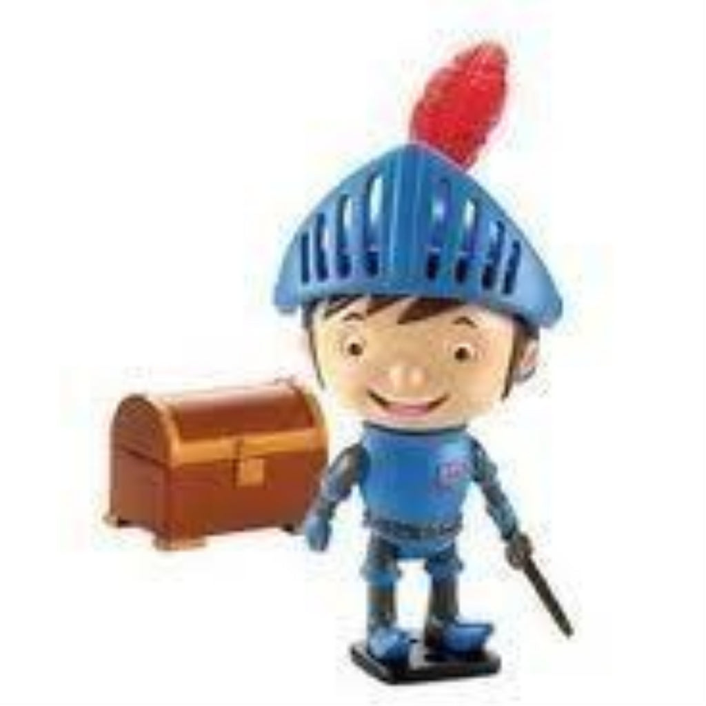 Mike the Knight 3 inch figure with accessory - Mike with Sword - Maqio