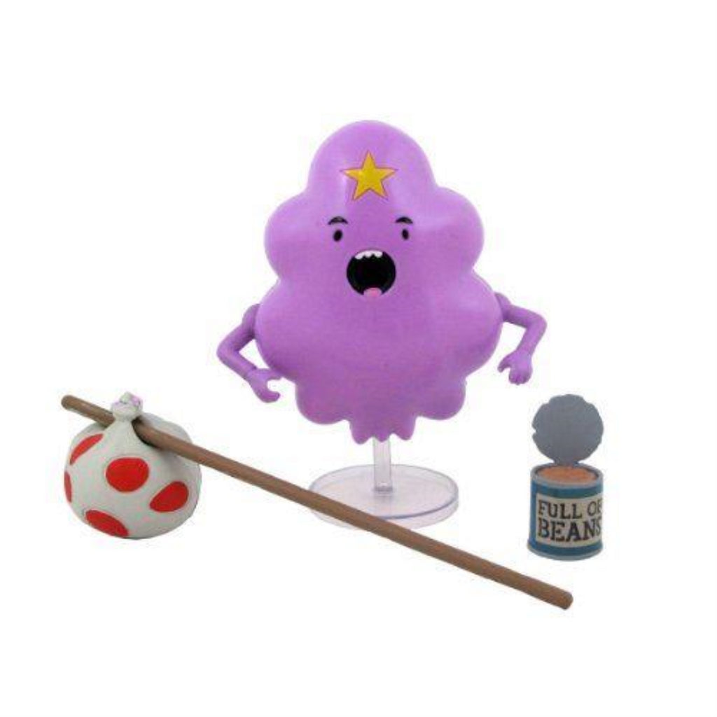 Adventure Time 5 Inch Lumpy Space Princess Collectible Figure 14213 Toy - Maqio