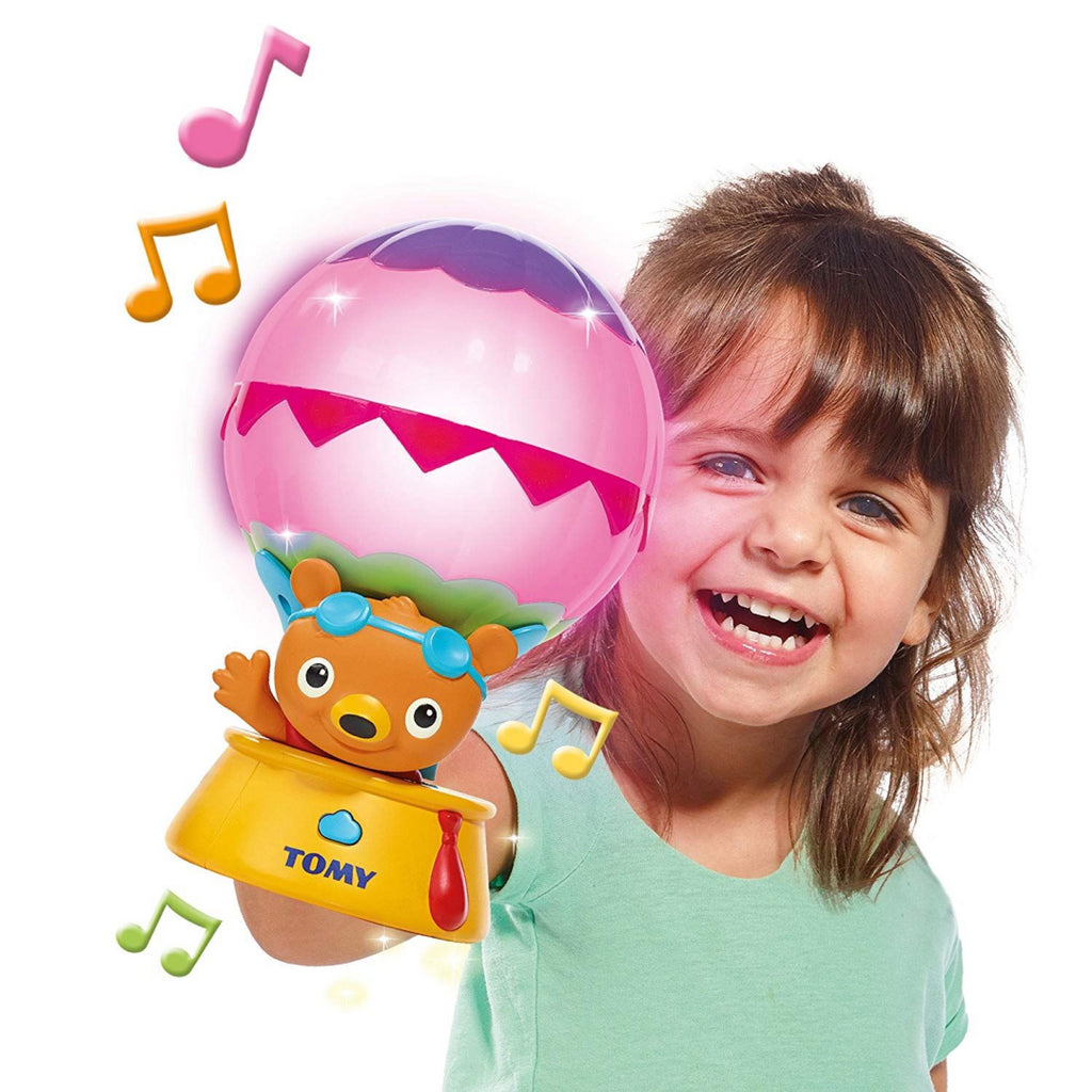 TOMY E72375 Colour Discovery Hot Air Balloon Kids' Toy - Maqio