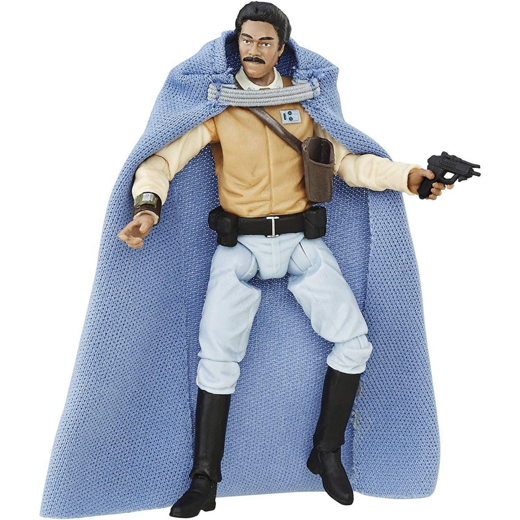 Star Wars The Black Series 10cm Figure - Lando Calrissian - Maqio