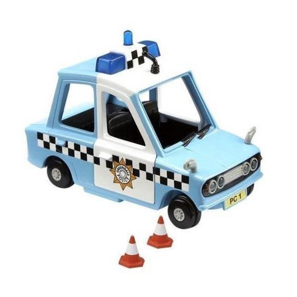 Postman Pat 03544 Vehicle Accessory Set - Pc Selby's Police Car - Maqio