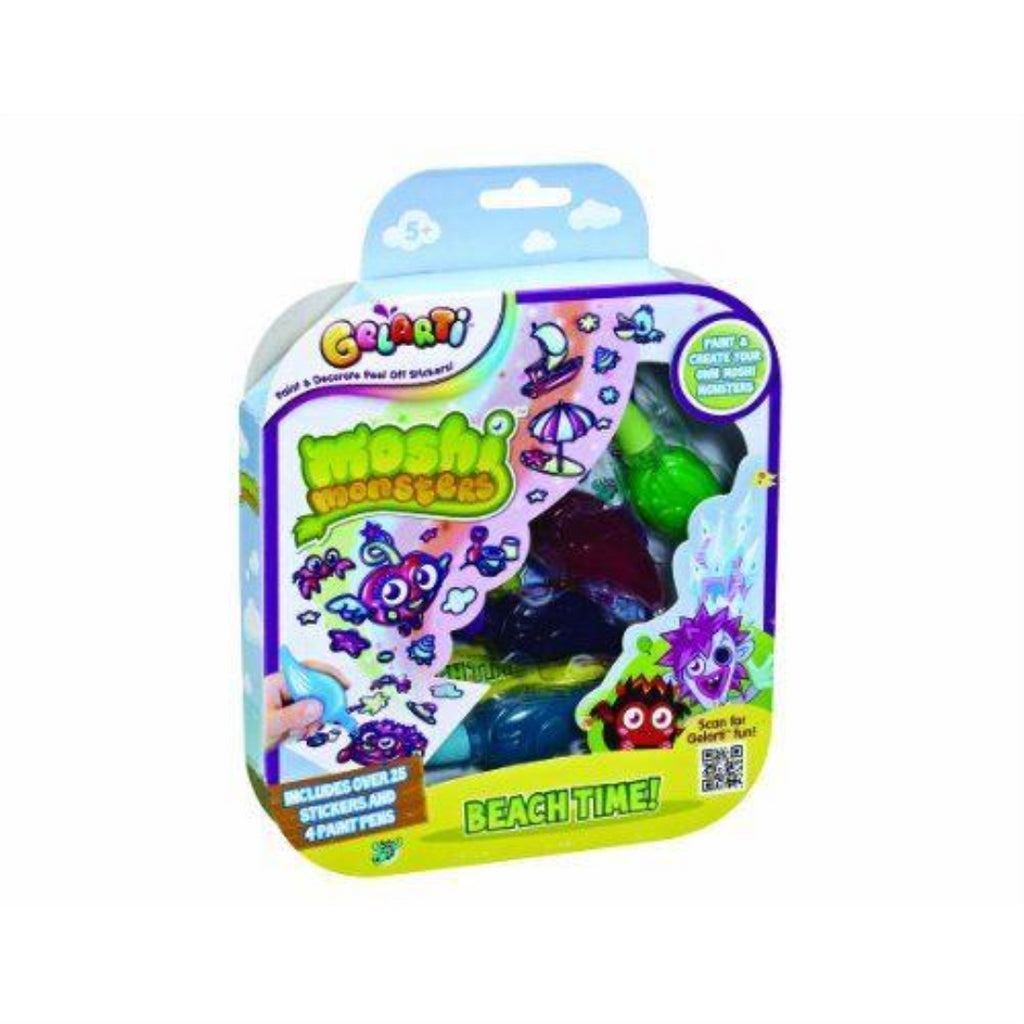 Gelarti Moshi Monsters - Various Themes - Maqio