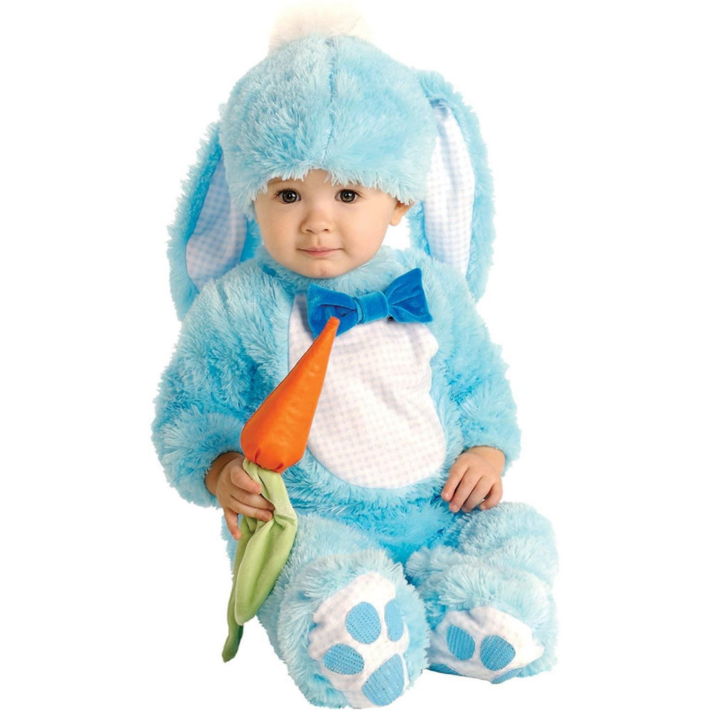 Rubie's Handsome Little Wabbit Baby Blue Rabbit Bunny Costume Age 12-18 Months - Maqio