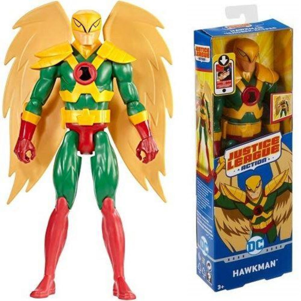 Mattel FPC64 DC Justice League Collector Figures Hawkman (FBR02) - Maqio