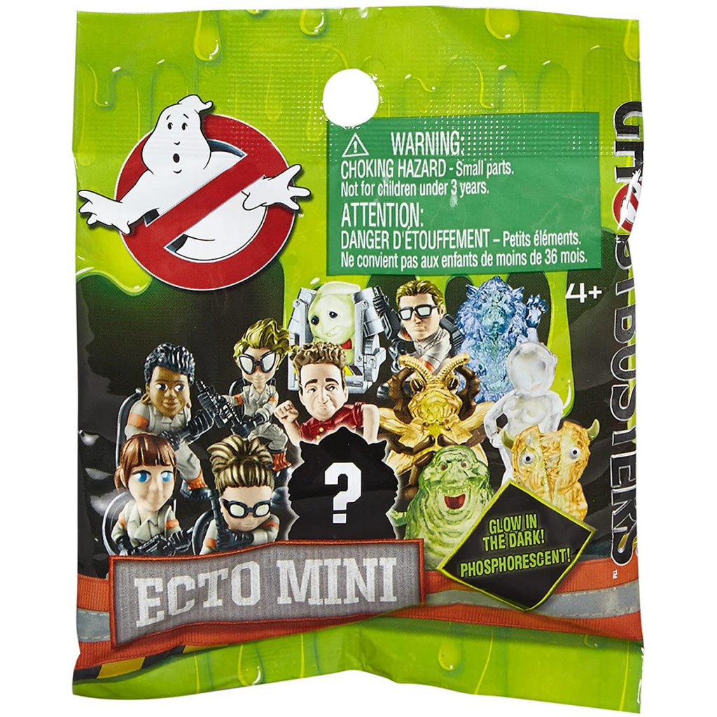 Ghostbusters ECTO Mini Figures Blind Packs (1x Random figures supplied) DRR94 - Maqio