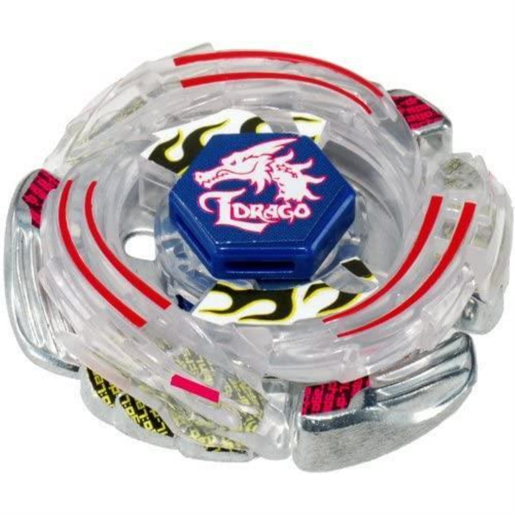 Beyblade L-Drago 100HF Rare Collectable Spinning Top Toy (NB904100) - Maqio
