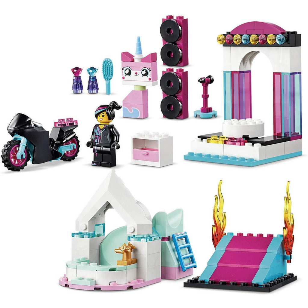 LEGO Movie 2 - 70833 Lucy's Builder Box and Storage Case - Maqio