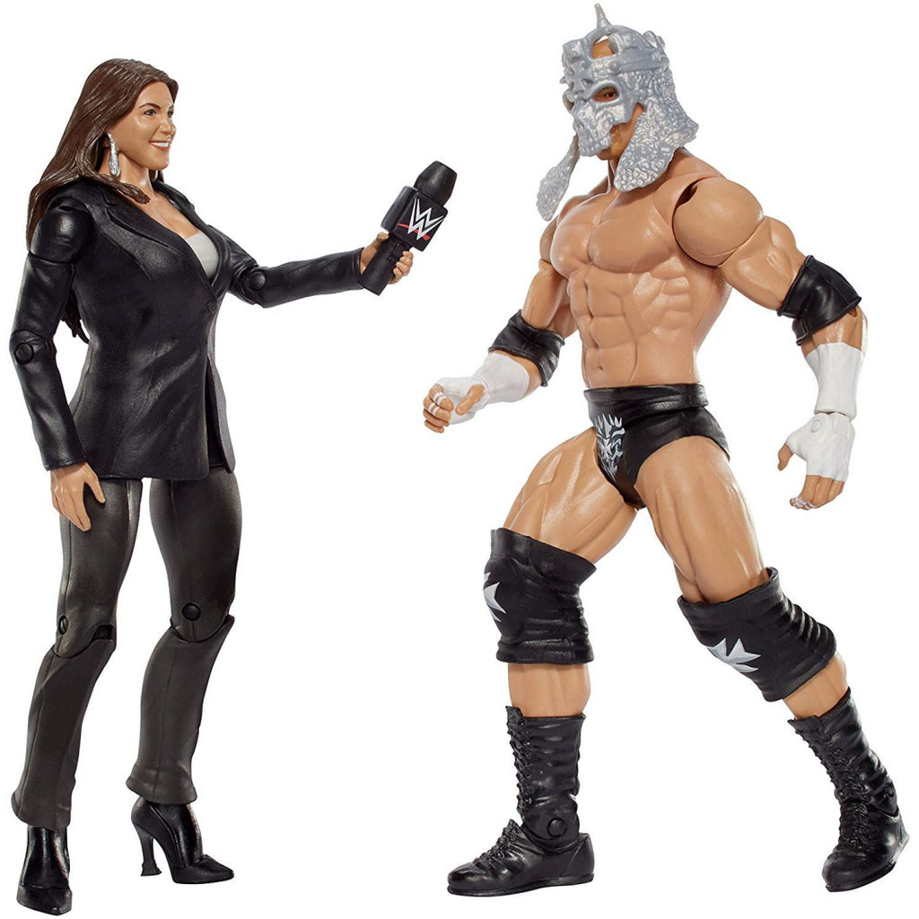 WWE Battle Pack Action Figures - Triple H and Stephanie - Maqio