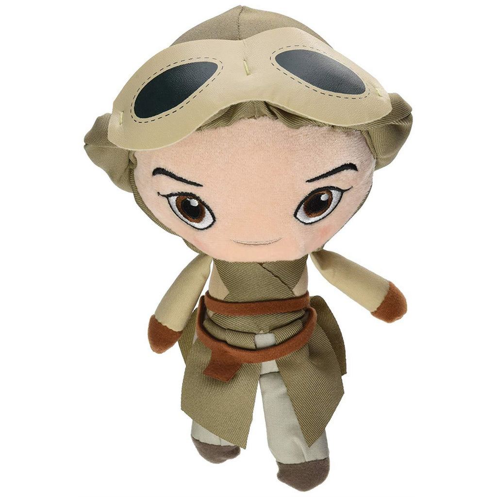 Funko Star Wars 111003 Galactic Plushies Episode 7 Rey Plush Figure - Maqio