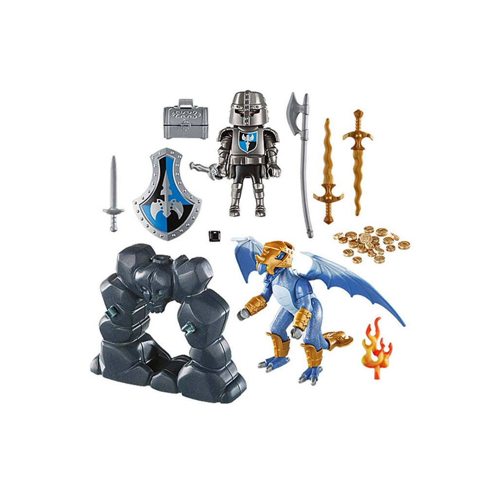 Playmobil Dragon Knights Carry Case 5657 - Maqio