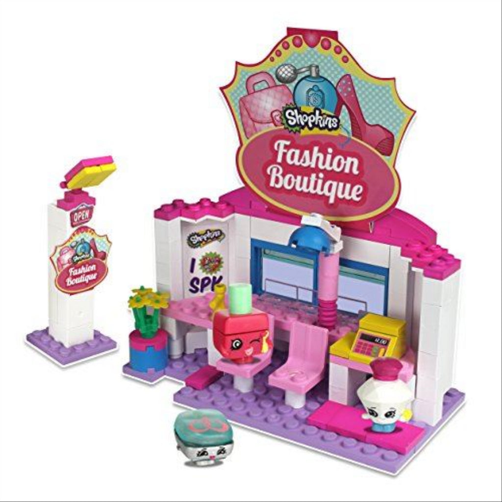 Shopkins Kinstructions Building Set - Boutique (95506) - Maqio