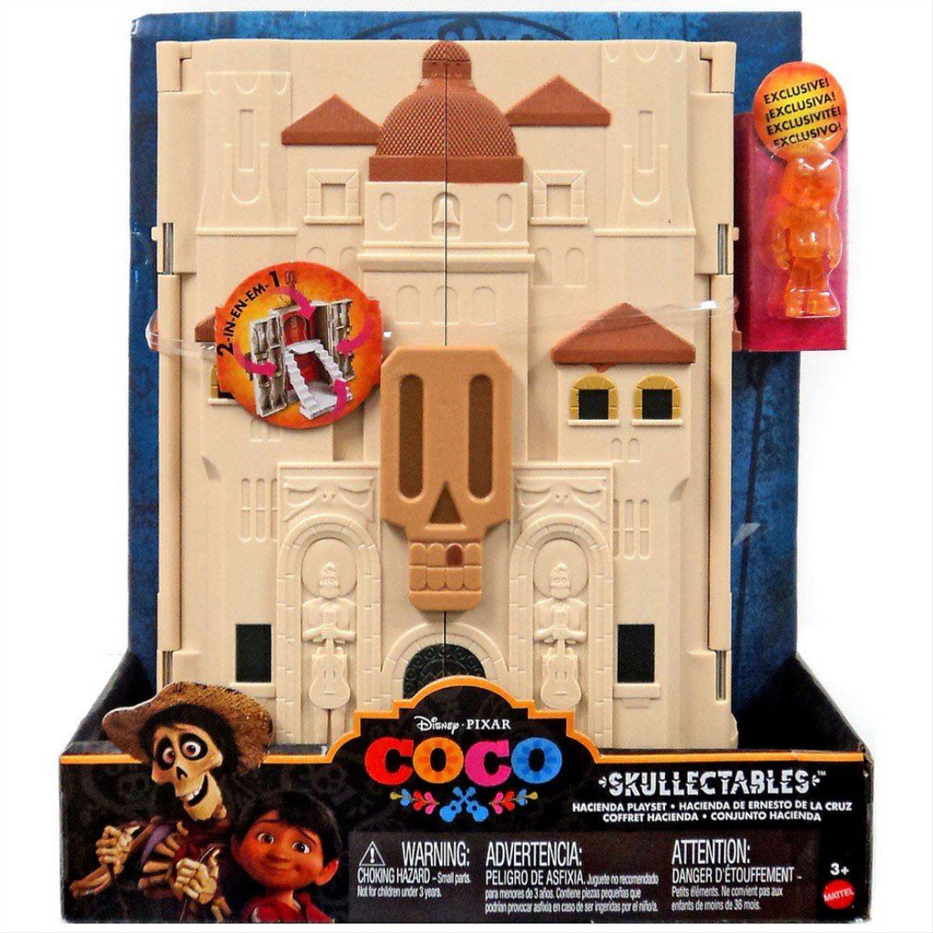 Coco FLY46 Skullectables Hacienda Playset - Maqio