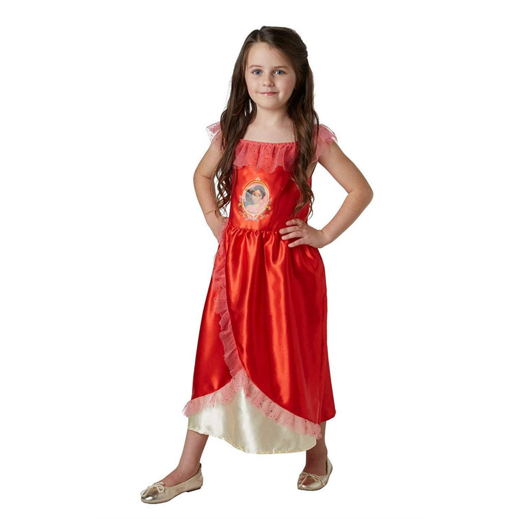 Rubie's 423014/630038 Official Disney Elena of Avalor Fancy Dress (LARGE 7-8) - Maqio