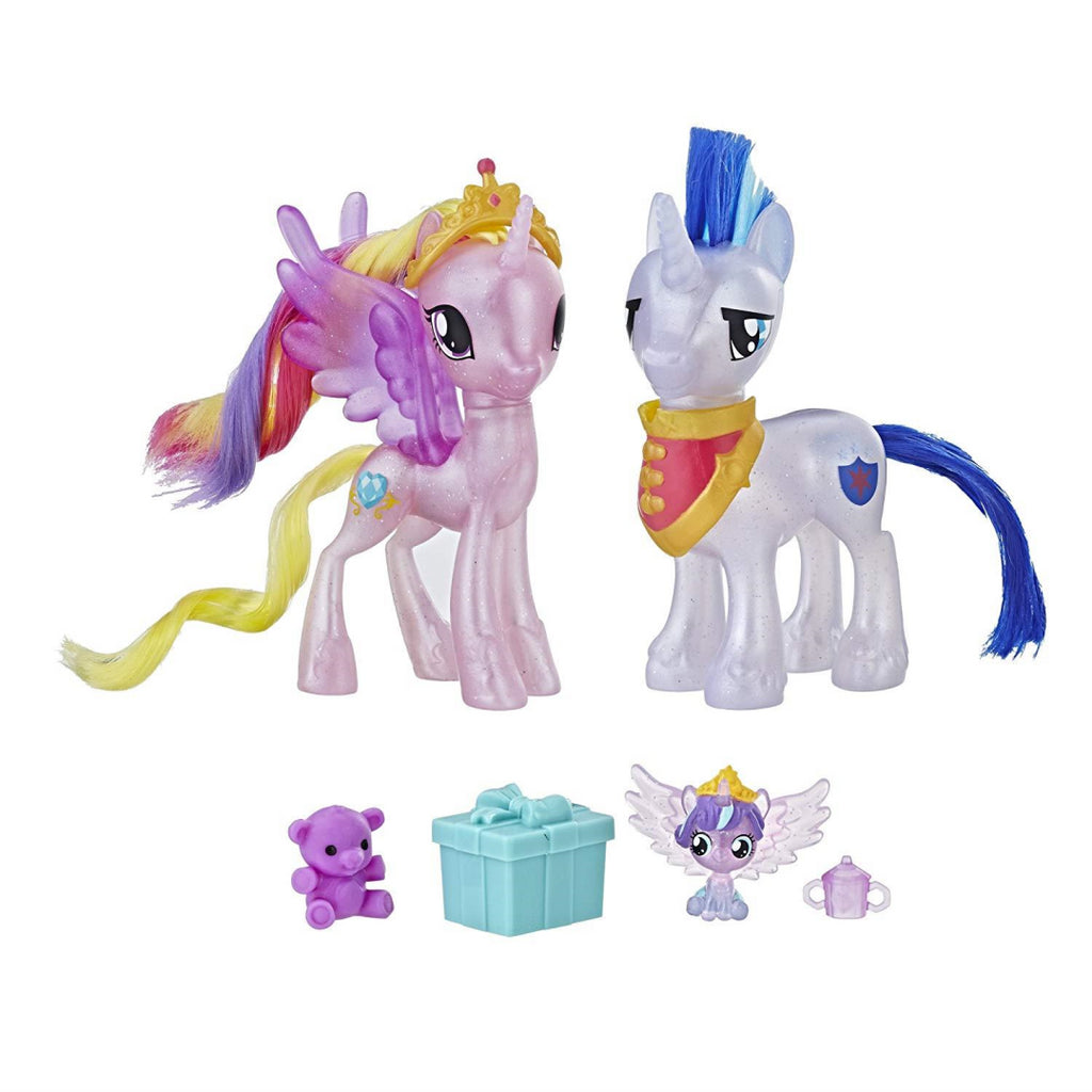 My Little Pony Princess Cadance & Shining Armor Set Toy - Maqio