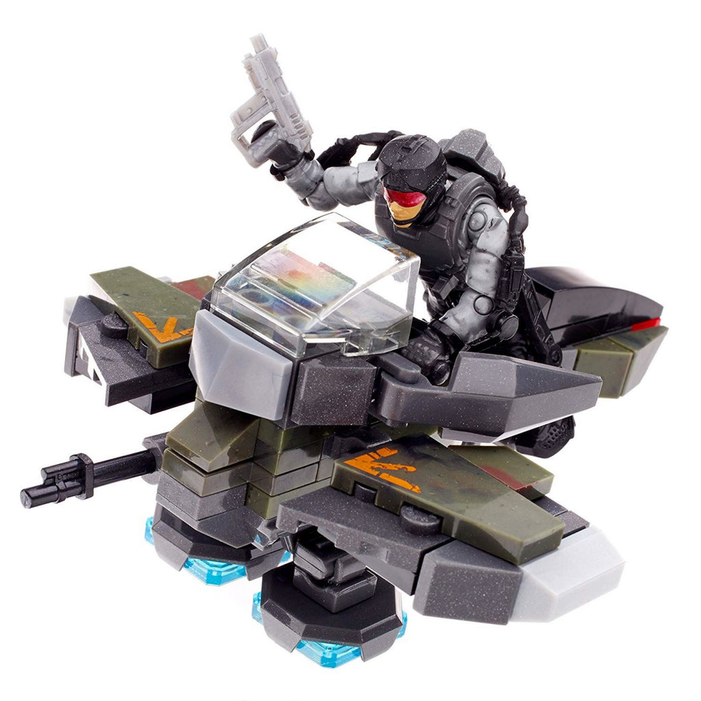 Mega Bloks Call of Duty CNG76 - Hoverbike Raid Collector Contruction Toy - Maqio