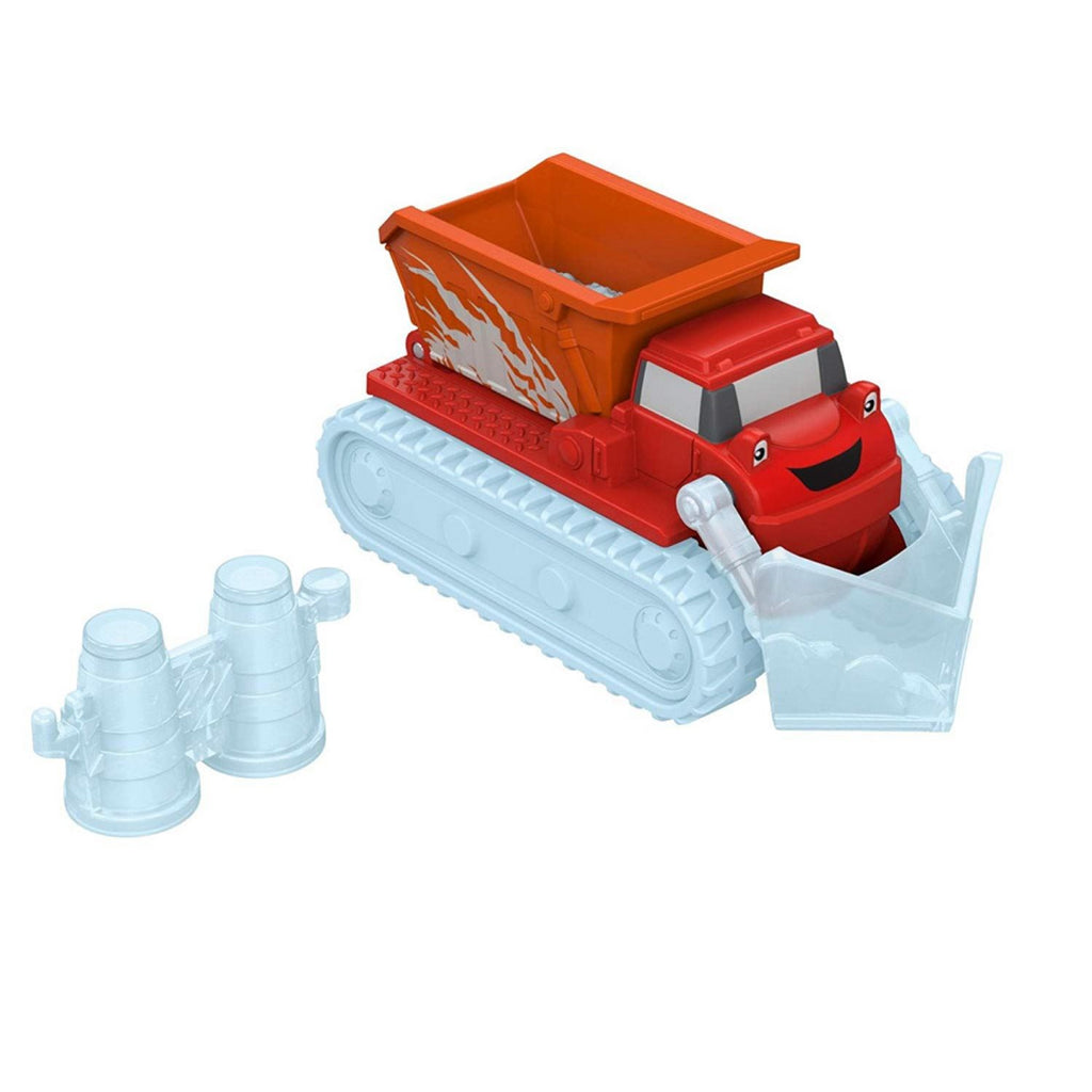 Bob the Builder Fisher-Price Fuel Up Friends Icy Muck Vehicle - Maqio