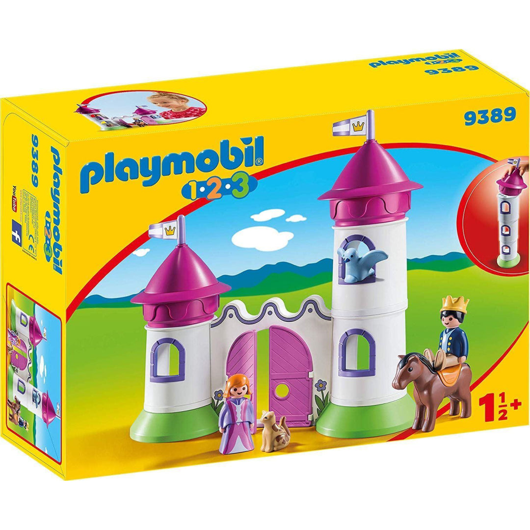 Playmobil 9389 Castle with Towers