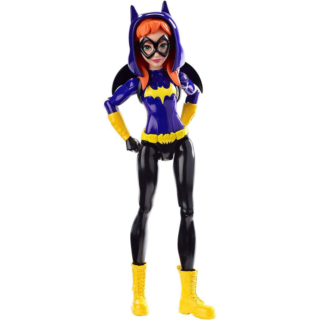 DC Comics DMM35 Super Hero Girls Batgirl 6 inch Action Figure (Multicolor) - Maqio