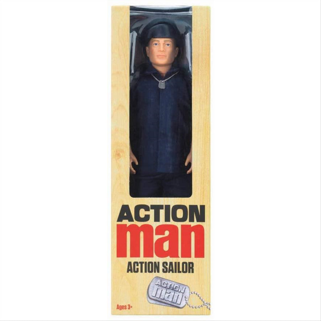 Action Man Sailor Collector's Figure AM729 - Maqio