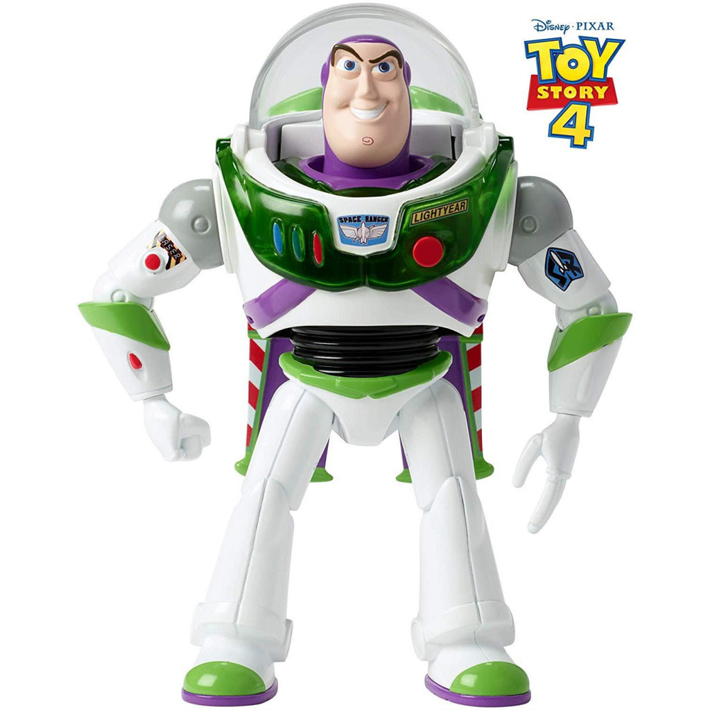 Disney GGB24 Pixar Toy Story 4 Blast-Off Buzz Lightyear Figure - Maqio